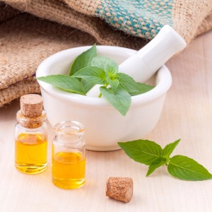 Living Well with Essential Oils